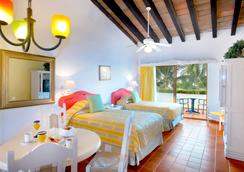 Villa Del Mar Beach Resort & Spa Puerto Vallarta - 푸에르토바야르타 - 침실