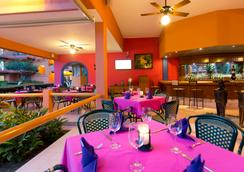 Villa Del Mar Beach Resort & Spa Puerto Vallarta - 푸에르토바야르타 - 레스토랑