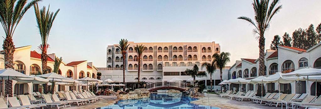 Princess Beach Hotel - 라르나카 - 건물