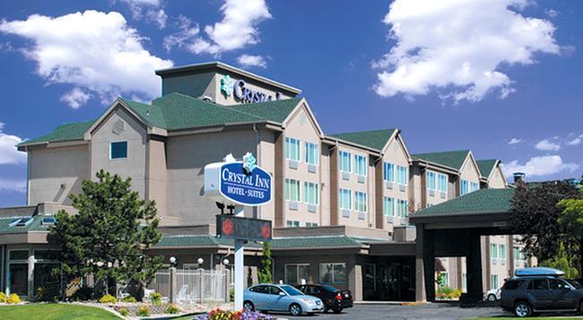 Crystal Inn Hotel & Suites Salt Lake City - Down Town - 솔트레이크시티 - 건물