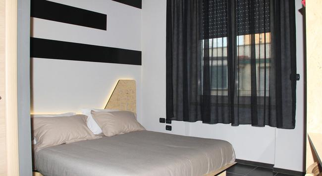 Factory Design B&B - 나폴리 - 침실