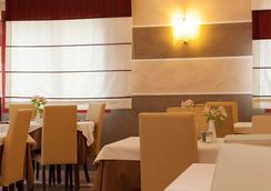 Hotel Menfi - 예솔로 - 레스토랑
