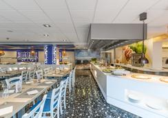 호텔 넵튜노 - 칼레라 - 레스토랑