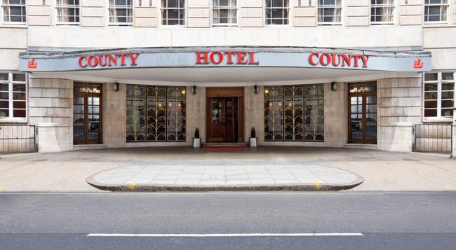 The County Hotel - 런던 - 건물