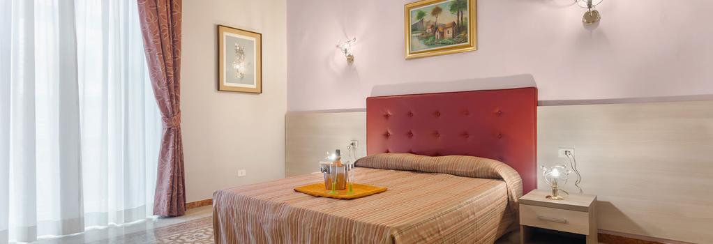 도무스 나폴레오네 - 로마 - 침실