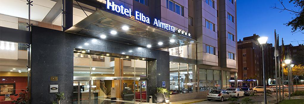 Elba Almería Business & Convention Hotel - 알메리아 - 건물