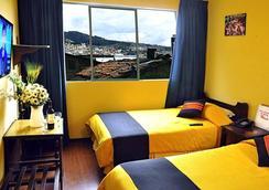 호텔 사가르나가 - 라파스 - 침실