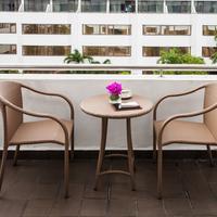 아마리 돈무앙 에어포트 방콕 호텔 Balcony