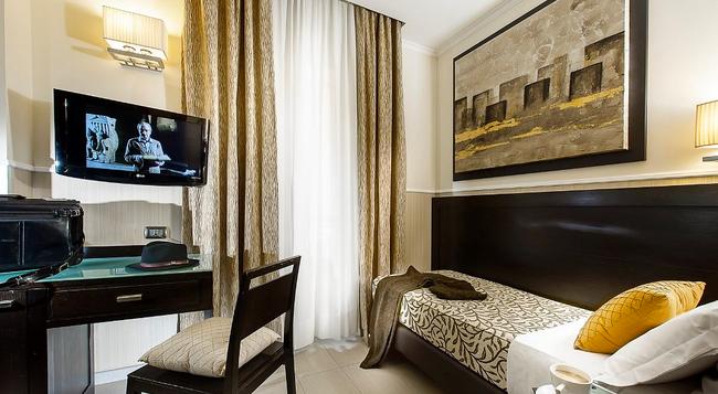 예스 호텔 - 로마 - 침실