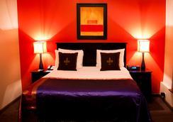 호텔 마라케시 - 뉴욕 - 침실