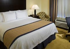 Fairfield Inn and Suites by Marriott Houston Intercontinental Airport - 휴스턴 - 침실