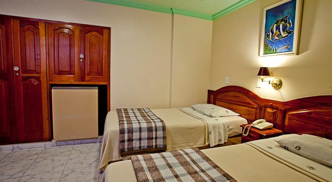 크리스탈 호텔 - 마나우스 - 침실