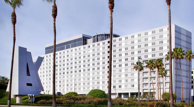 하얏트 리젠시 로스앤젤레스 인터내셔널 에어포트 - 로스앤젤레스 - 건물