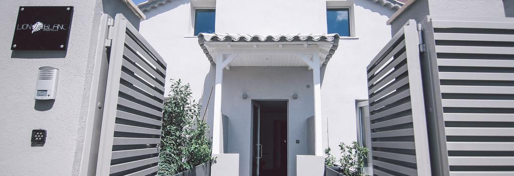 Lion Blanc - Saint-Tropez - 건물