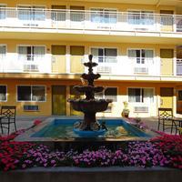 임페리얼 인 오클랜드 Courtyard