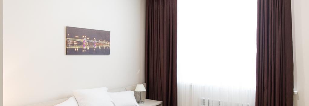 Alkor Hotel - 볼고그라트 - 침실