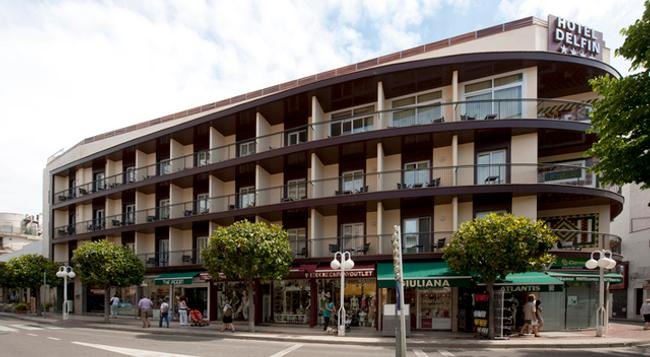 델핀 호텔 - Tossa de Mar - 건물
