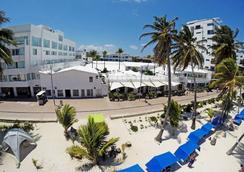 호텔 카사블랑카 - San Andrés - 건물