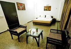 브이엠 레지덴시 - 뉴델리 - 침실