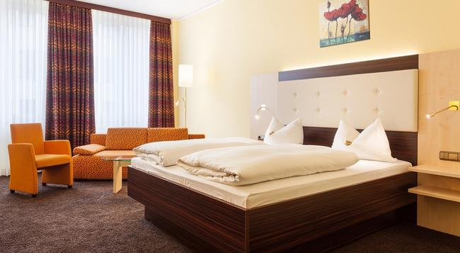 호텔 아우구스타 - 아우크스부르크 - 침실