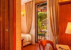 호텔 피라네시 - 로마 - 침실