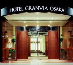 호텔 그랑비아 오사카