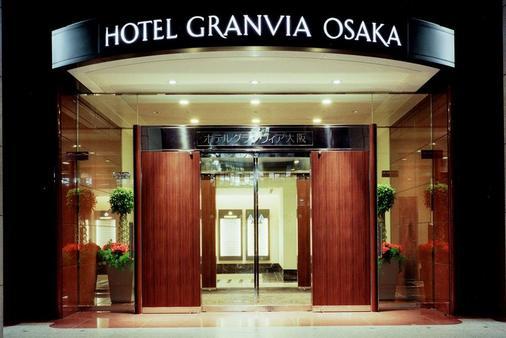 호텔 그란비아 오사카 - 오사카 - 건물