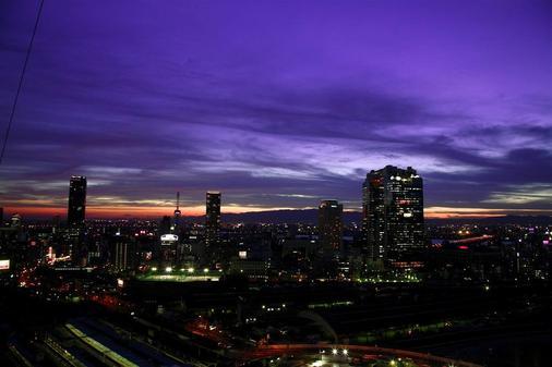 호텔 그란비아 오사카 - 오사카 - 야외뷰