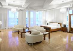 Loft Hotel - 몬트리올 - 침실
