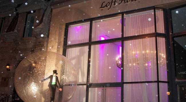 Loft Hotel - 몬트리올 - 건물