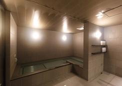 캡슐 호텔 앤 스파 더 넬 - 도쿄 - 욕실