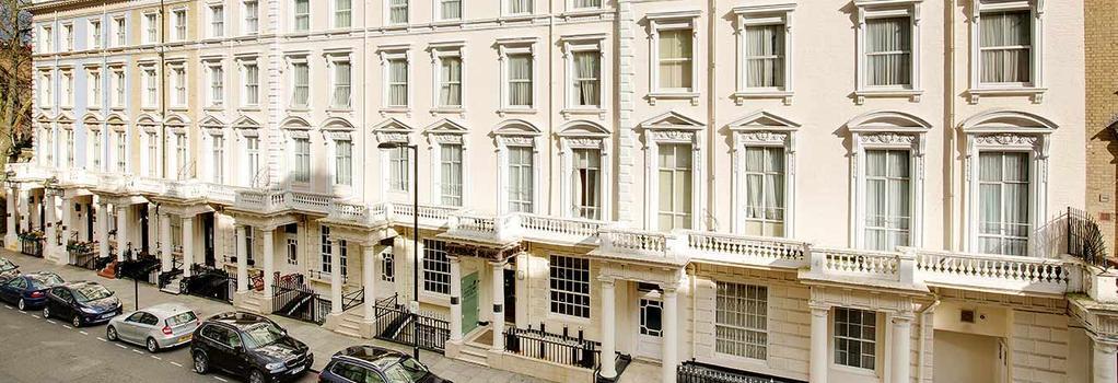 퀸즈 파크 호텔 - 런던 - 건물