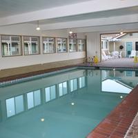 엘 카스텔 모텔 Indoor Heated Pool