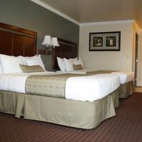 엘 카스텔 모텔 Two Queen Beds