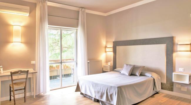 Hotel La Genziana - 로마 - 침실