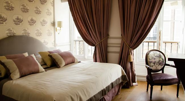 Villa Victor Louis - 보르도 - 침실