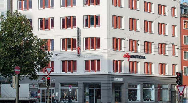 시티 아파트호텔 뮌헨 - 뮌헨 - 건물