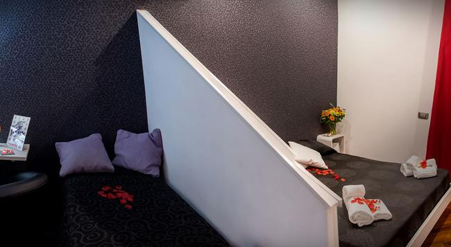 121 Candia Guest House - 로마 - 침실