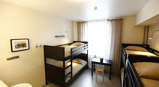 Hostel U Vokzala Brandson - Khabarovsk - 침실