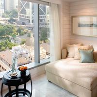 만다린 오리엔탈 홍콩 Verandah Style Bedroom