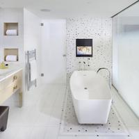 만다린 오리엔탈, 파리 Deluxe Suite Bathroom