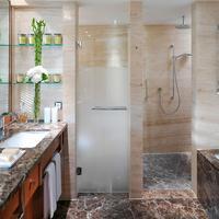 Mandarin Oriental Geneva Junior Terrace Suite Bathroom