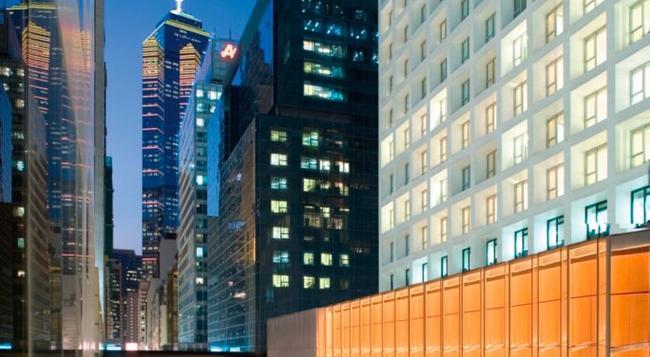 The Landmark Mandarin Oriental, Hong Kong - 홍콩 - 건물