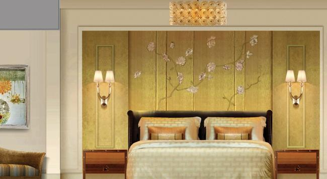 만다린 오리엔탈 타이베이 - 타이베이 - 침실
