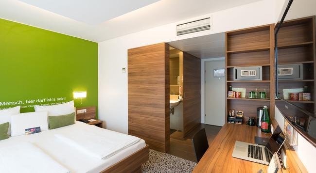호텔 쥐트 - 그라츠 - 침실