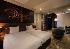 아카사카 그랜벨 호텔 - 도쿄 - 침실