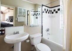 시티 스위트 호텔 - 시카고 - 욕실