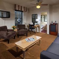 시티 스위트 호텔 Living Room