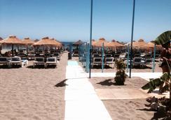 호텔 로크 코스타 파크 - 토레몰리노스 - 해변