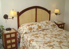 와이키키 그랜드 호텔 - 호놀룰루 - 침실
